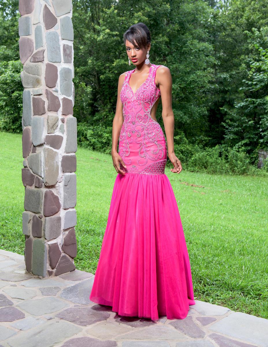 Vienna Dresses By Helen S Heart 8075 Vienna Prom Bella