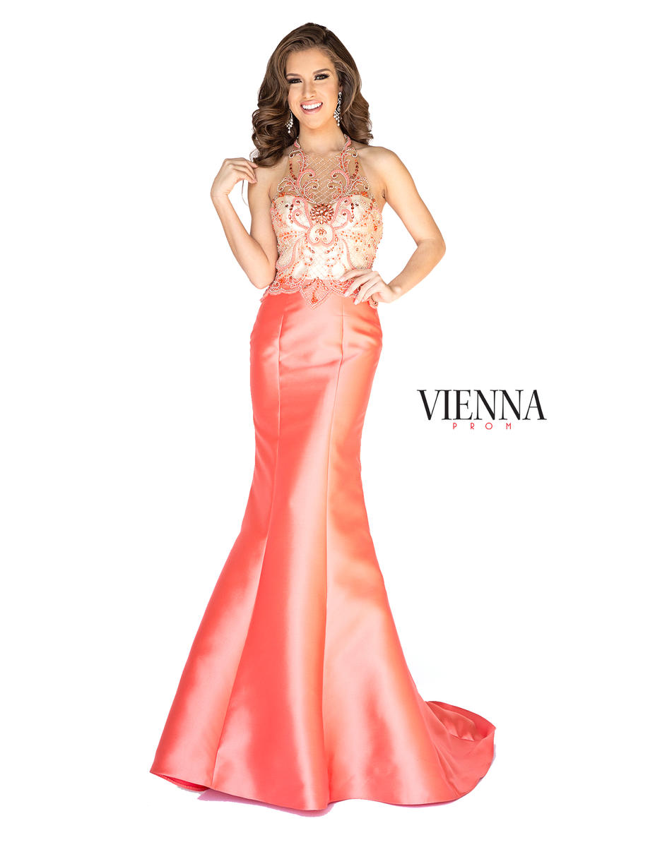 Vienna Dresses By Helen S Heart 8254 Vienna Prom