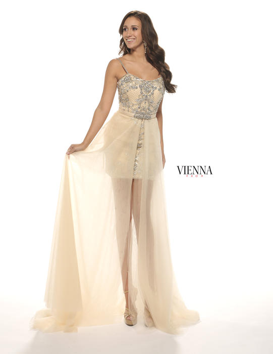 Vienna Long Dress