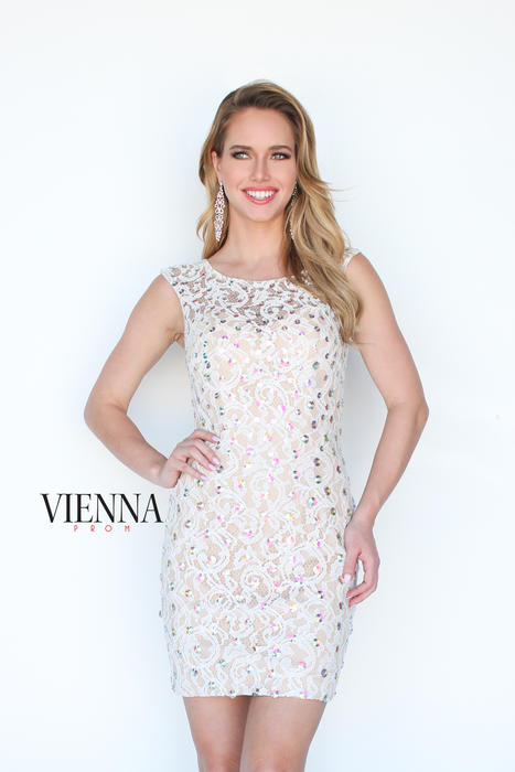 Vienna Short Dress