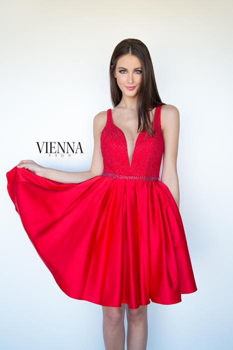 Vienna Short Dress