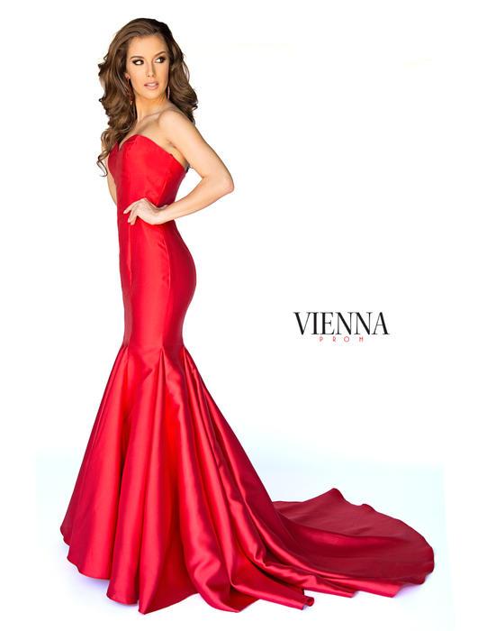 Vienna Long Dress
