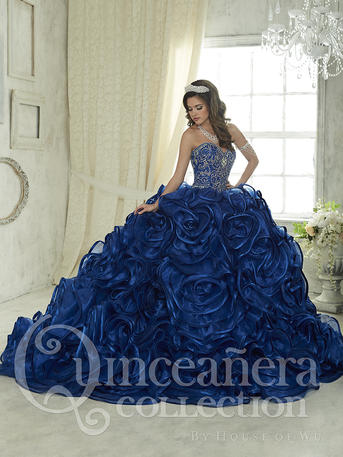 Quinceañera by House of Wu