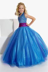 Ball Gown Halter