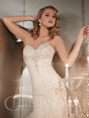 15557 Ivory/Champagne/Silver front
