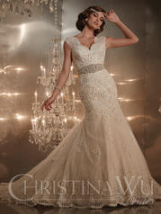 15568 Christina Wu Bridal Collection