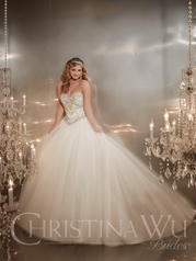 15574 Christina Wu Bridal Collection