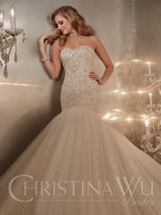 15575 Christina Wu Bridal Collection