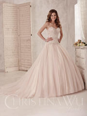 15584 Christina Wu Bridal Collection