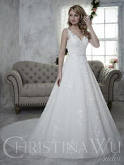 15607 Christina Wu Bridal Collection