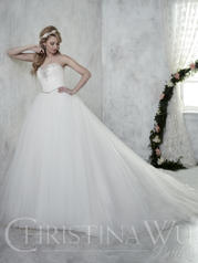 15609 Christina Wu Bridal Collection