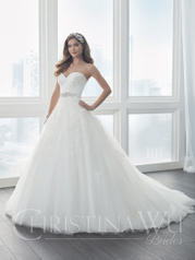 15628 Christina Wu Bridal Collection