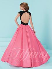 16200 Black/Peony Pink back