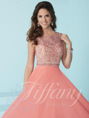 16244 Hot Coral detail