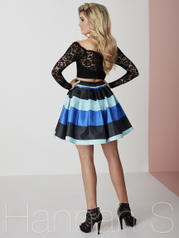 27099 Blue/Black back