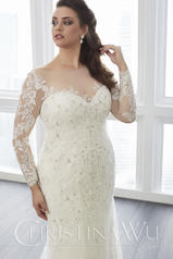 29298 Ivory/Ivory/Nude detail