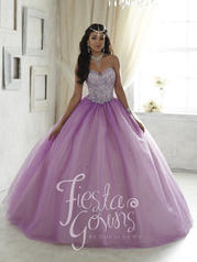 56294 Lilac/Ivory front