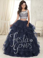 56295 Fiesta Gowns