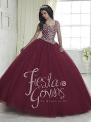 56312 Fiesta Quinceañera Ball Gowns