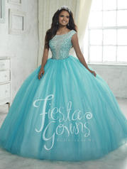 56313 Fiesta Quinceañera Ball Gowns