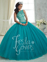 56314 Fiesta Quinceañera Ball Gowns