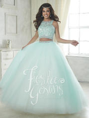 56317 Fiesta Quinceañera Ball Gowns