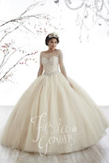 56321 Fiesta Quinceañera Ball Gowns