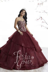 56323 Fiesta Quinceañera Ball Gowns