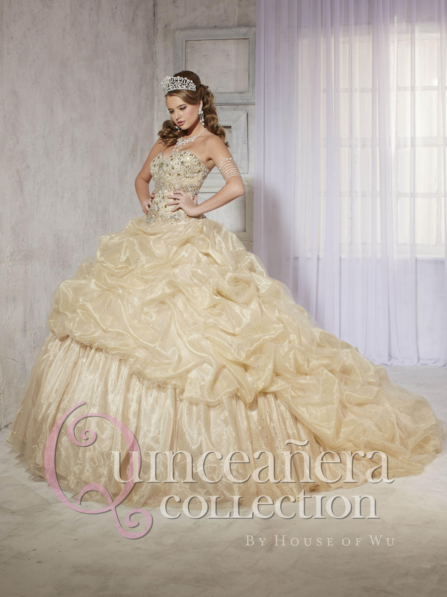c1fe9f9e526 Quinceanera Collection 26768 Quinceañera By House Of Wu Bells Bows