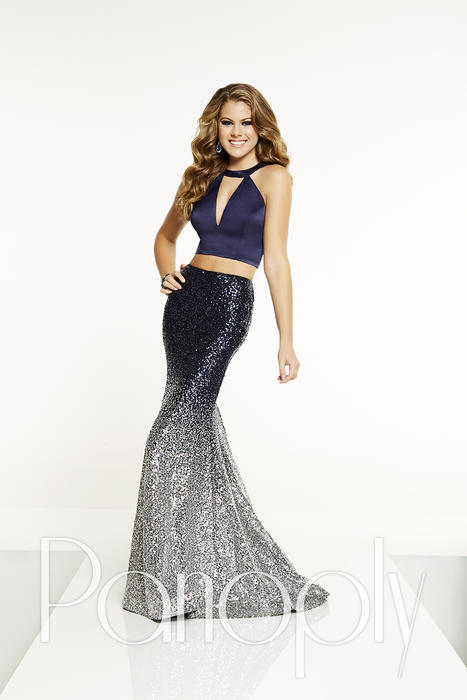 Panoply Evening Gown  14877
