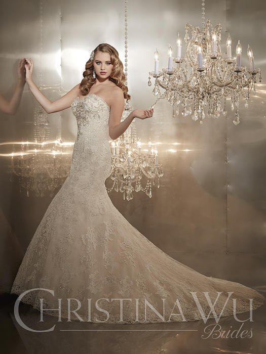 Christina Wu Bridal Collection