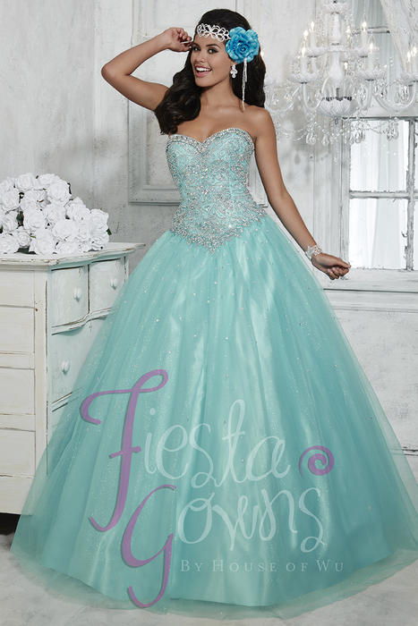 Fiesta Quinceanera Gowns