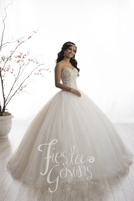 Fiesta Quincea�era Ball Gowns