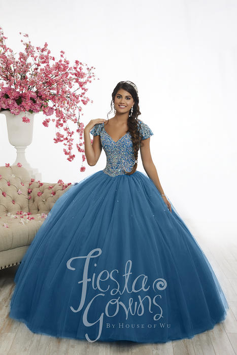 Fiesta 56335 Quinceanera Gowns