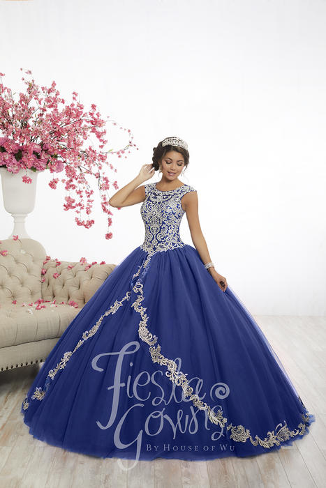 Fiesta 56336 Quinceanera Gowns