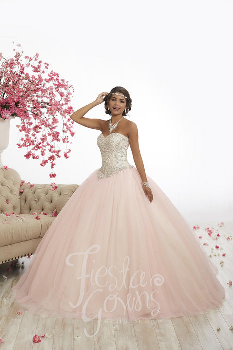 Fiesta 56337 Quinceanera Gowns