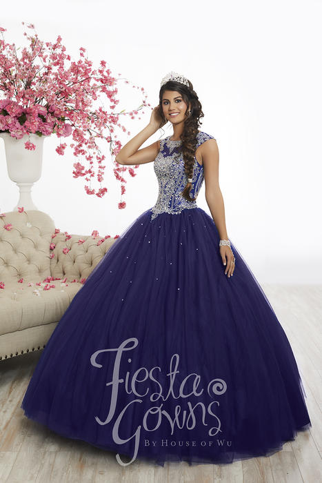 Fiesta 56338 Quinceanera Gowns