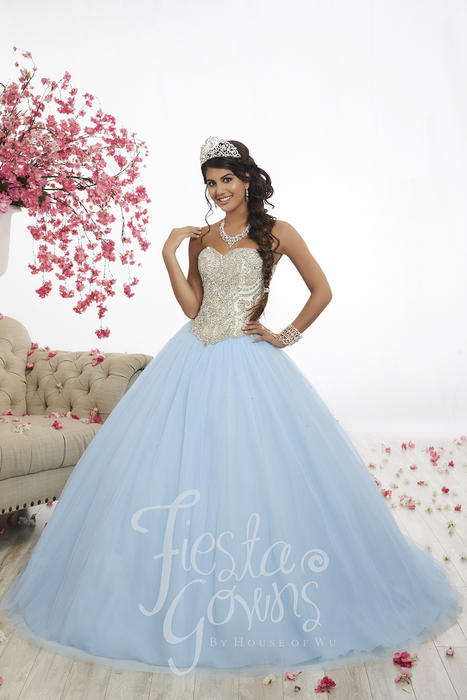 Fiesta 56399 Quinceanera Gowns