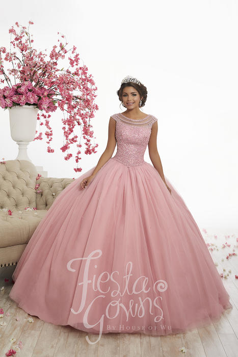 Fiesta 56340 Quinceanera Gowns