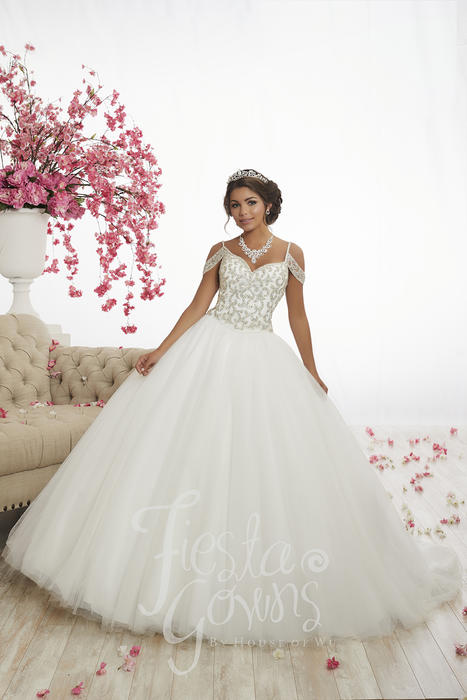 Fiesta 56342 Quinceanera Gowns