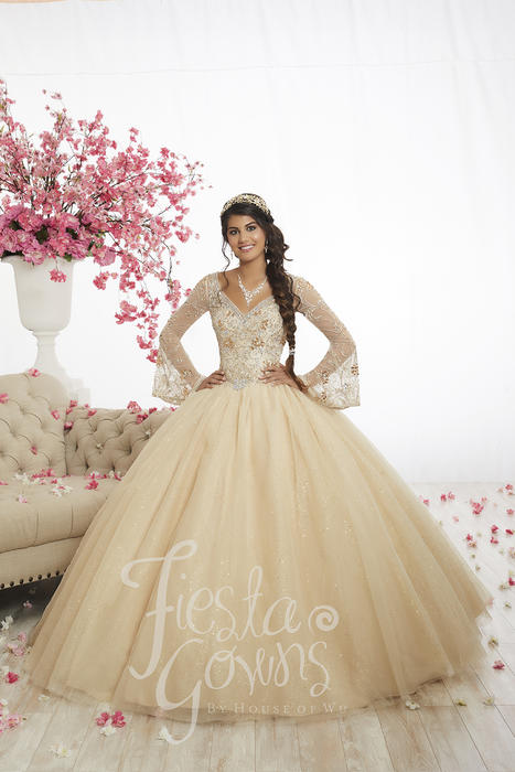 Fiesta 56346 Quinceanera Gowns