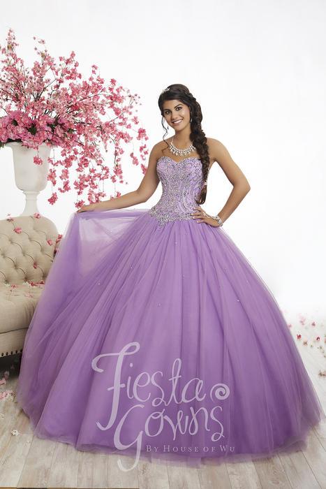 Fiesta Quinceañera Ball Gowns