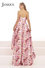 W1688 Pink/Floral back