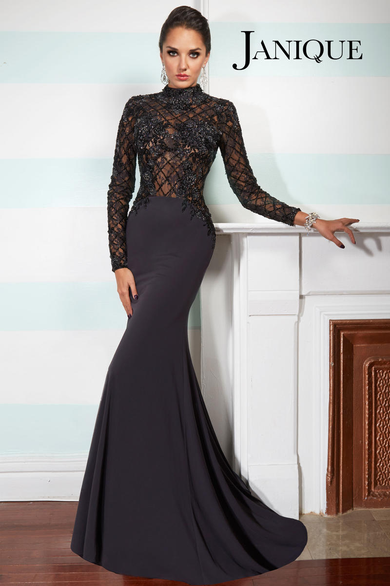 Janique W1003 Jan\'s Boutique - Over 10,000 Gowns In Stock
