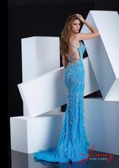 5351 Turquoise back