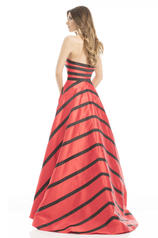 6034 Red/Black back