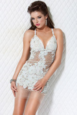 14338 Jovani Short & Cocktail