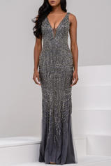20736 Silver/Nude front