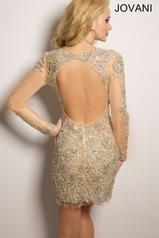21531 Nude/Silver back