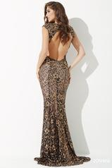 26569 Black/Nude back